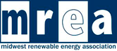 Midewest Renewable Energy Association Logo